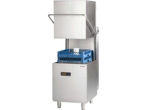 Haubenspülmaschine Universal inkl. Klarspülmittel- und Reinigerdosierpumpe