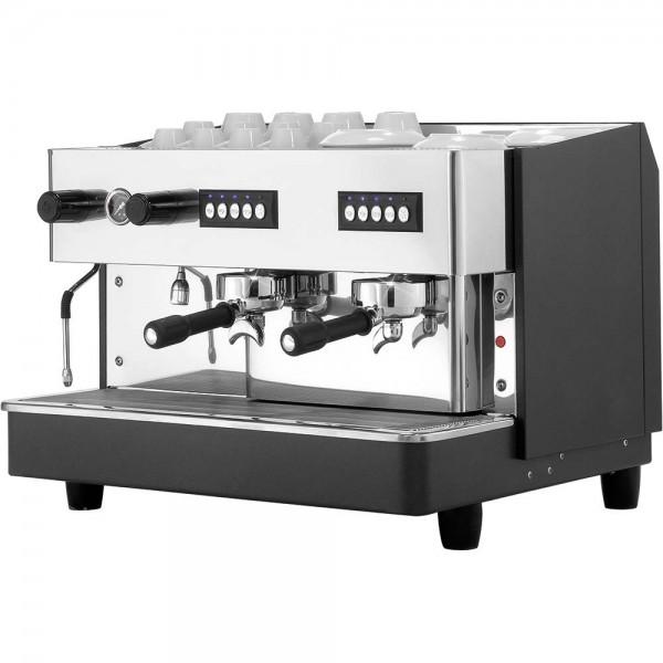 Espressomaschine 2-Gruppig
