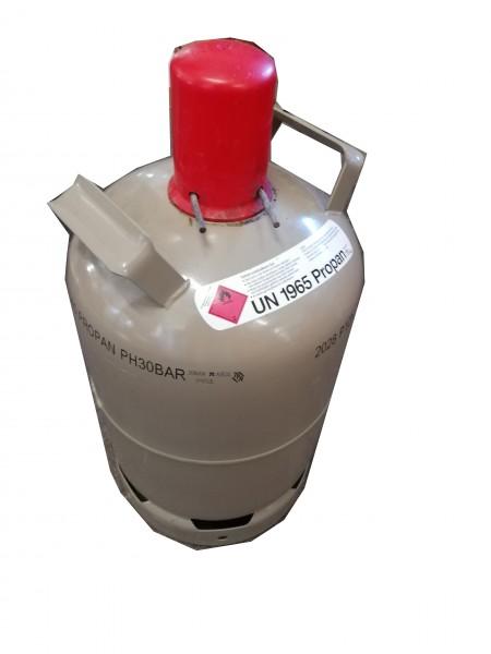 Gasflasche 11,5kg Flüssiggas