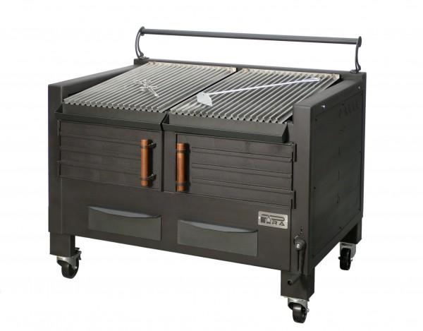 BBQ Holzkohlegrill M120
