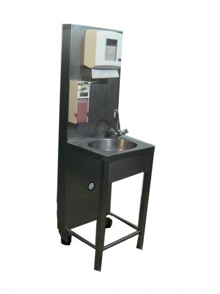 Hygienestation mit 1 Becken