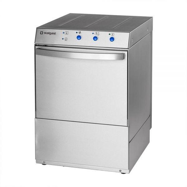 Geschirrspülmaschine mit Laugenpumpe, Reinigerdosierung
