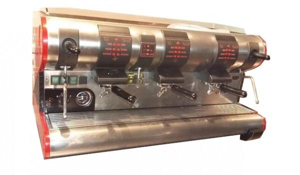 Espressomaschine 3 -gruppig, gebraucht