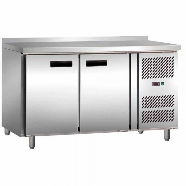 Kühltisch mit 2 Türen 1360 x 700 x 860 mm